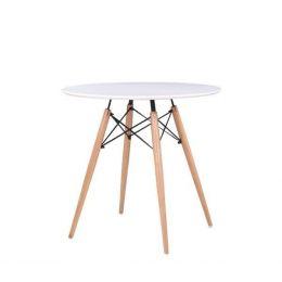 Z.E7083,1 ART Wood τραπέζι Λευκό MDF
