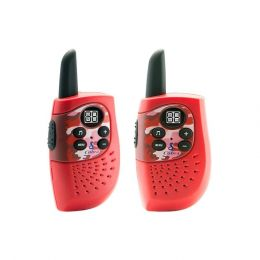 WALKIE-TALKIE COBRA ΚΟΚΚΙΝΟ HM-230R