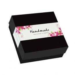 Κουτί ζαχαροπλαστικής μεταλιζέ FRESH No 30, 30x30x8,5cm (τιμή για 10kg). 30922/ 025.02