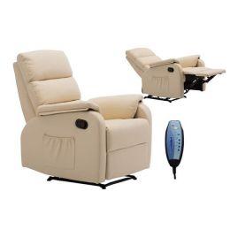 Πολυθρόνα relax με control δερμάτινη Z.E9733,1 COMFORT