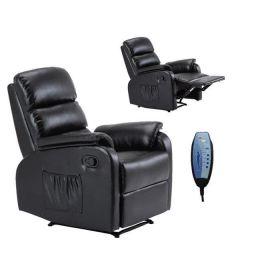 Πολυθρόνα relax με control δερμάτινη Z.E9733,2 COMFORT