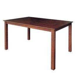 Z.E7673 NATURALE τραπέζι Mdf Καρυδί 120x80x74cm