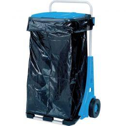 Κάδος απορριμάτων κήπου τροχήλατος και καροτσάκι μεταφοράς έως 50kg 2 σε 1 600211.0000