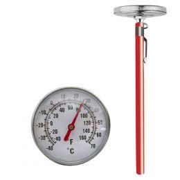 Θερμόμετρο Ψητού Ακίδας, -40 έως 70°C, INOX φ4.5x13cm, Alla France. 70000-001/F