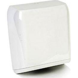 SX51 Eπαγγελματική συσκευή χειροπετσέτας λευκή, πλαστική 500 φύλλων ΣΧ51