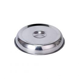 Ανοξείδωτο καπάκι πιάτων φ28cm, INOX SS201 SSC-01/28CM