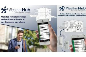 WeatherHub TFA Germany Θερμόμετρα
