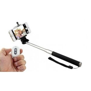 28171 Selfie stick - remote bluetooth shutter